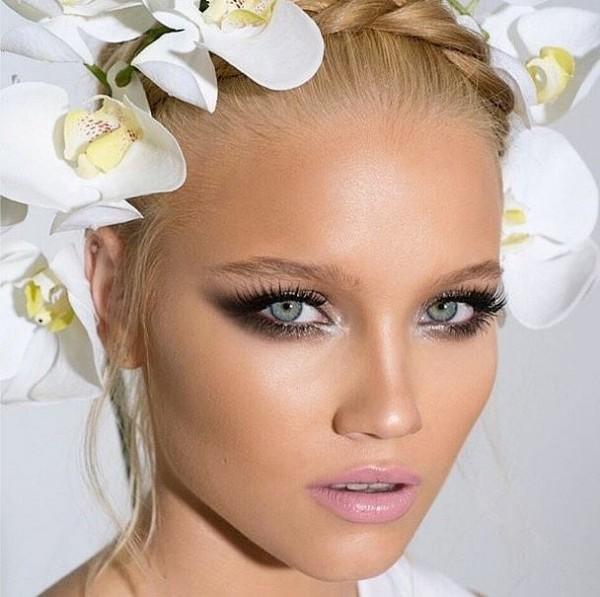 Maquiagem da Noiva que vai Casar na Primavera