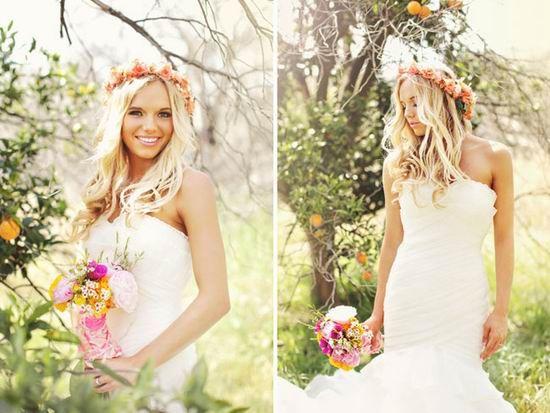 Vestido de Noiva para Casar na Primavera