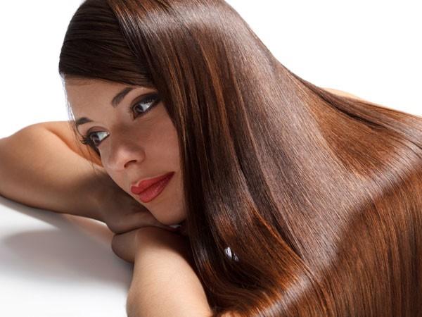 cabelo de capa de revista