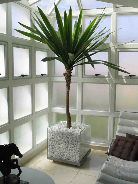 Como usar plantas artificiais na decora o de sua casa for Plantas de interior ikea