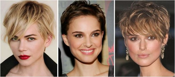 Michelle Williams, Natalie Portman e Keira Knightley