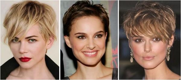 Michelle Williams, Natalie Portman e Keira Knightley