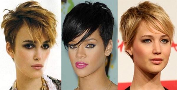 Estrelas que inspiram o corte de cabelo curto