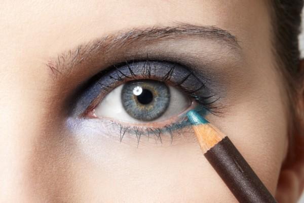 maquiagem para os olhos