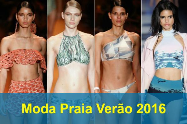 6 apostas para a moda praia do Verão 2016