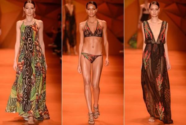 luxo na moda praia verão 2016