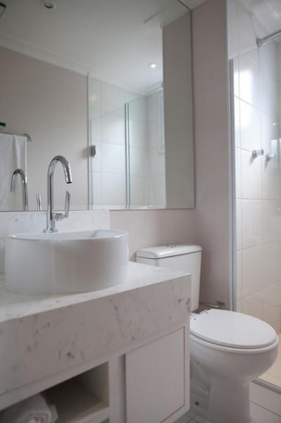 Como decorar banheiro pequeno - Site de Beleza e Moda