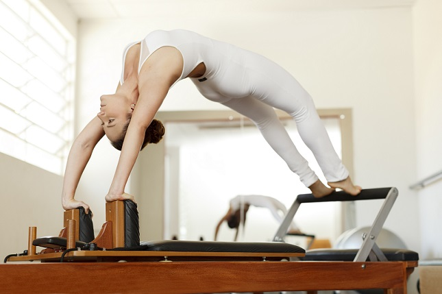 exercício de pilates para ganhar mais força