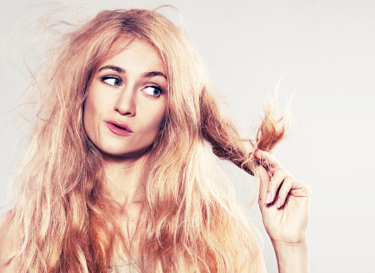 melhores tratamentos para cabelos secos