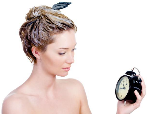 tempo de descoloração dos cabelos