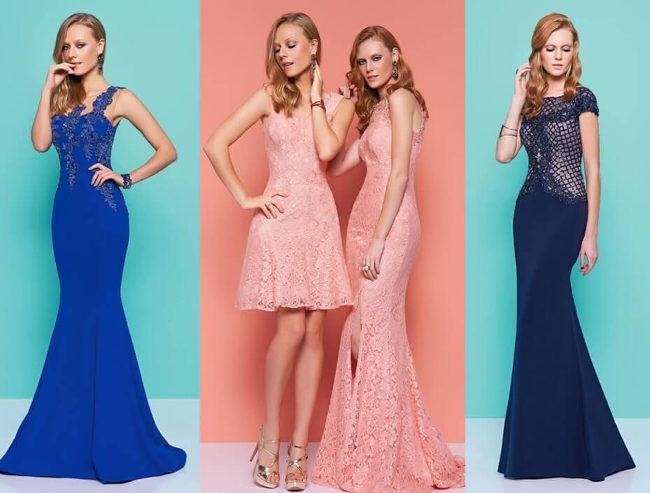 tendências em vestidos de festa 2016