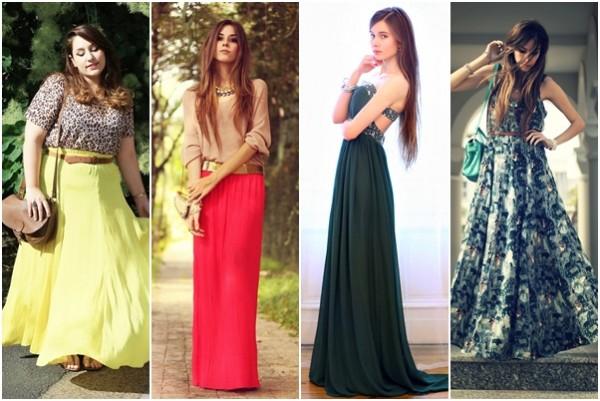 vestidos longos para convidadas