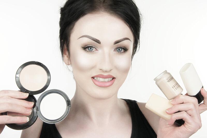 10 dicas de maquiagem para quem tem a pele pálida