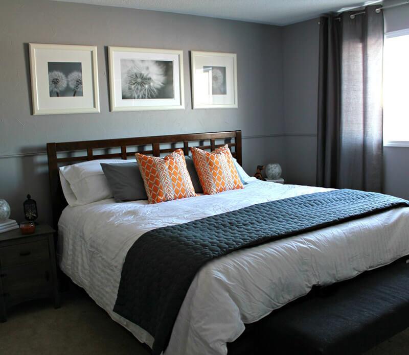 Bedroom Design Ideas Grey Walls Cool Bedrooms For Girls Bedroom Wallpaper Texture Black Bedroom Paint Ideas Feature Walls