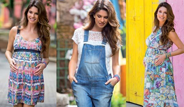 bbe28dd32 5 tendências da moda gestante 2016 - Site de Beleza e Moda
