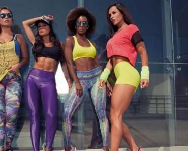 Look's da moa fitness 2016
