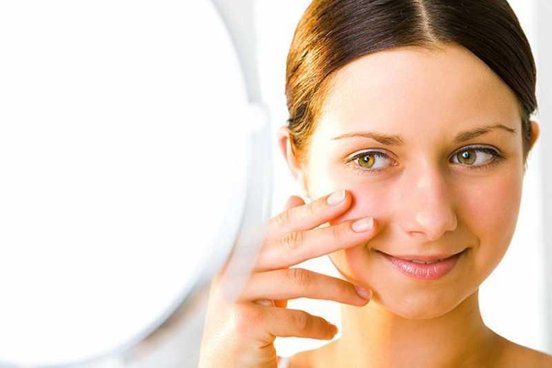 Consiga uma pele perfeita com glicerina