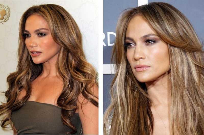 Jennifer Lopez arrasando e sensualizando de Bronde Hair