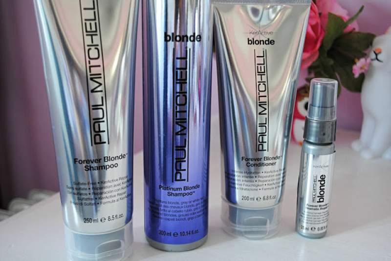 Forever Blonde no top 5 shampoo para cabelo loiro