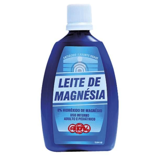 leite de magnésia é um dos produtos baratos e multiuso
