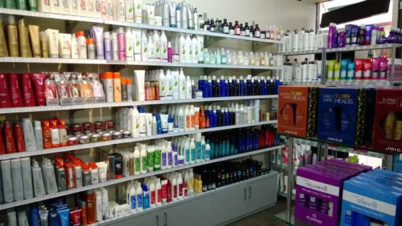 Os sete shampoos mais vendidos do mundo