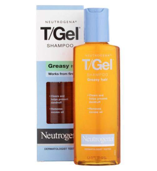 shampoo T/Gel da marca da Johnson & Johnson