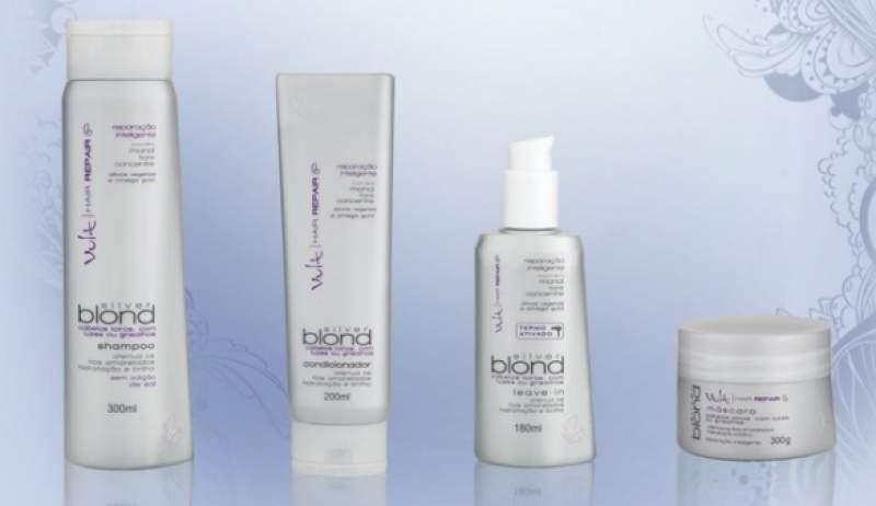 Shampoo Desamarelador Vult Silver Blond