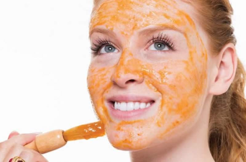 máscara de mel