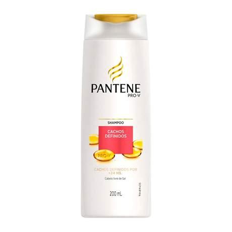 Pantene é um dos melhores shampoos para cabelos cacheados