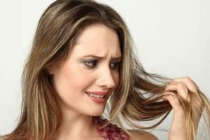 Receitas caseiras para cabelos fracos