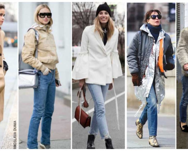 Calça Jeans para usar no inverno 2016