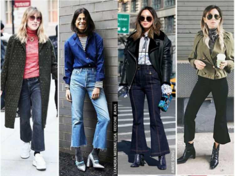 Tendência de Calça Jeans para o Inverno