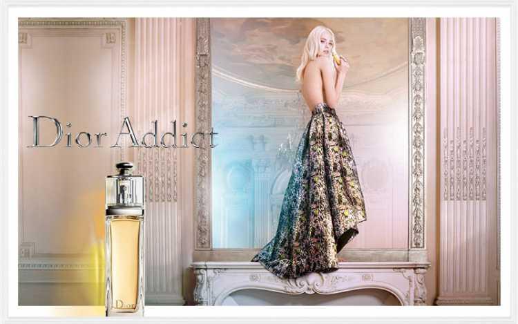 Perfume feminino Addict, Dior