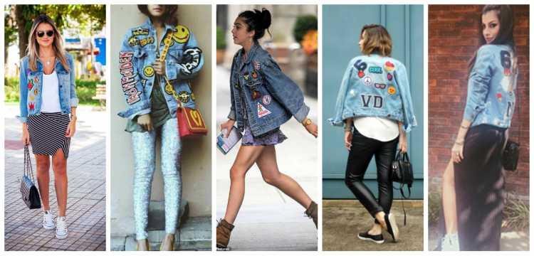 Como usar a jaqueta patche