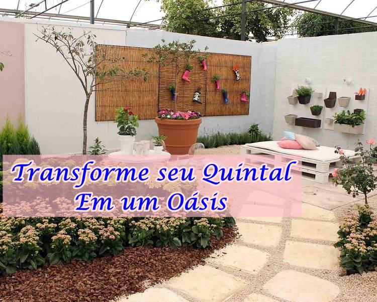 ideias para montar um jardim no quintal13 ideias incríveis para