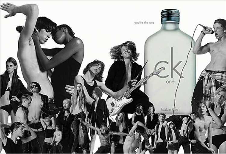 Quando você pensa sobre perfumes dos anos 90, um dos perfumes que imediatamente vem à mente é CK One by Calvin Klein.