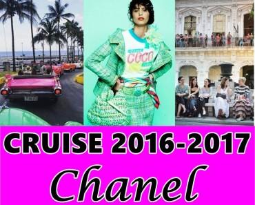 As 4 Tendências Lançadas no Cruise 2016-17 da Chanel em Cuba – Tudo Que Você Vai Querer Usar