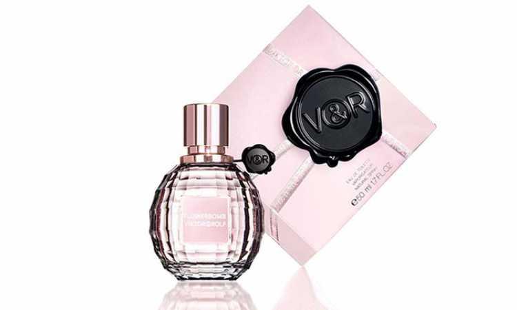 Flowerbomb é um dos melhores perfumes doces