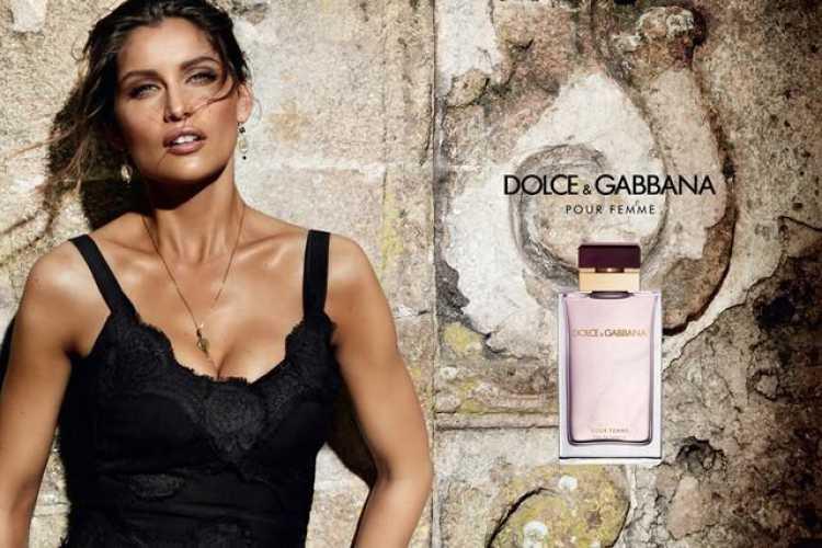 Pour Femme não poderia ficar de fora de nossa lista de perfumes doces.