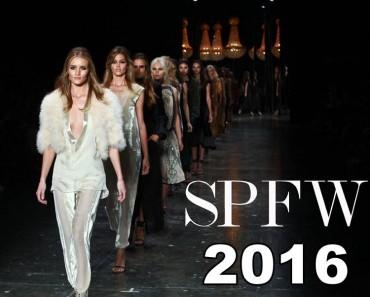 Top 6 Tendências da SPFW 2016 Para Arrasar em 2017 - Peças-Chave Para Várias Ocasiões