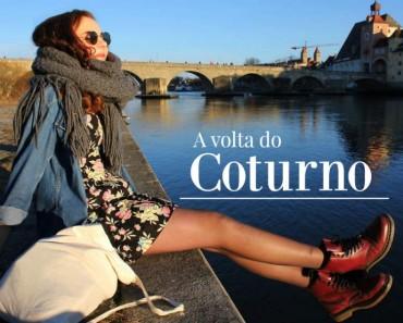 Veja como usar a irreverente e charmosa bota coturno
