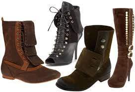 não se pode pensar em look de inverno sem que elas, as botas, estejam presentes