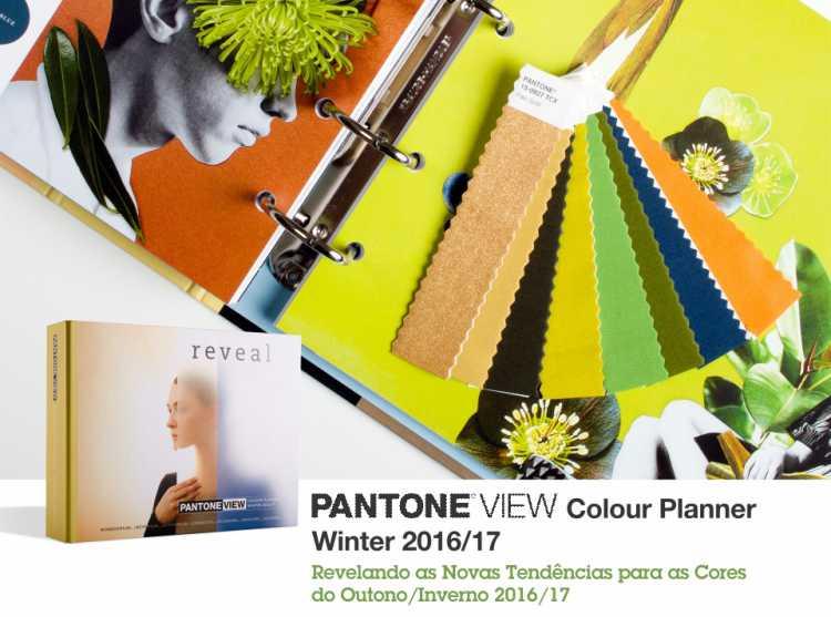 Conheça as Cores da Moda Outono-Inverno 2016 e 2017 por Pantone