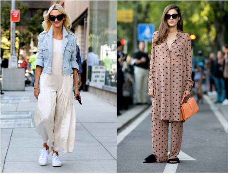 dicas para usar o pijama na rua