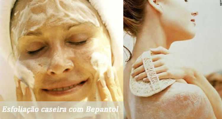 Receita de Creme de Esfoliação Caseiro com Bepantol - Rosto e Corpo