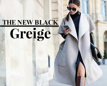 Greige é o The New Black