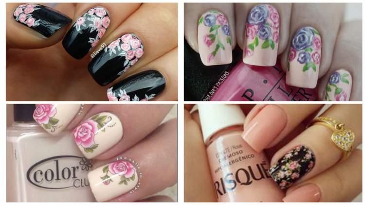 lindas unhas decoradas