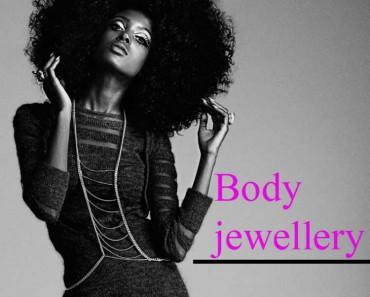 body jewellery acessório do momento