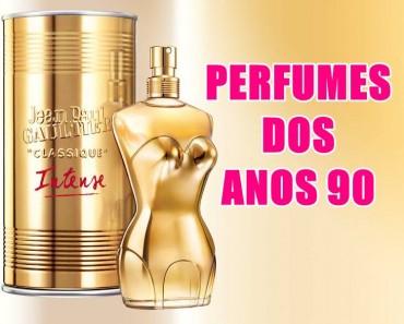 Conheça os perfumes emblemáticos dos anos 90