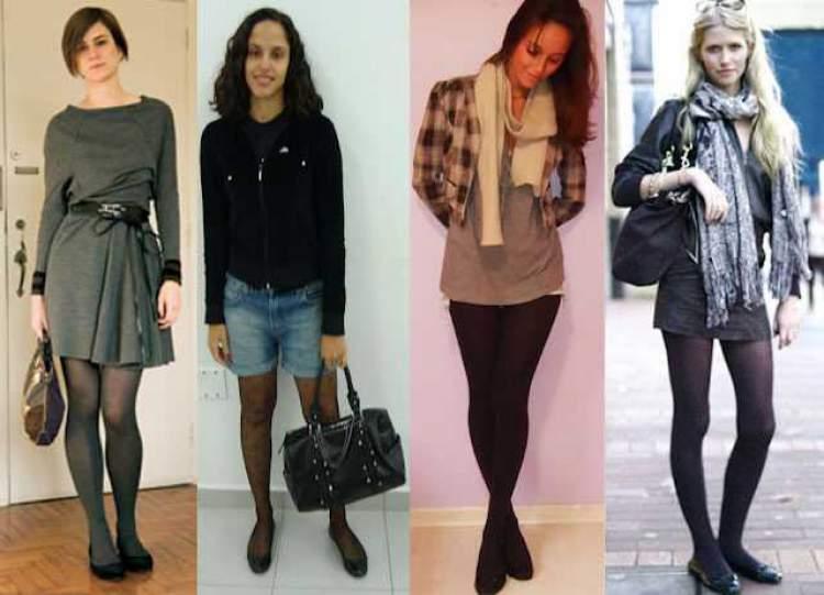 looks de inverno com sapatilhas